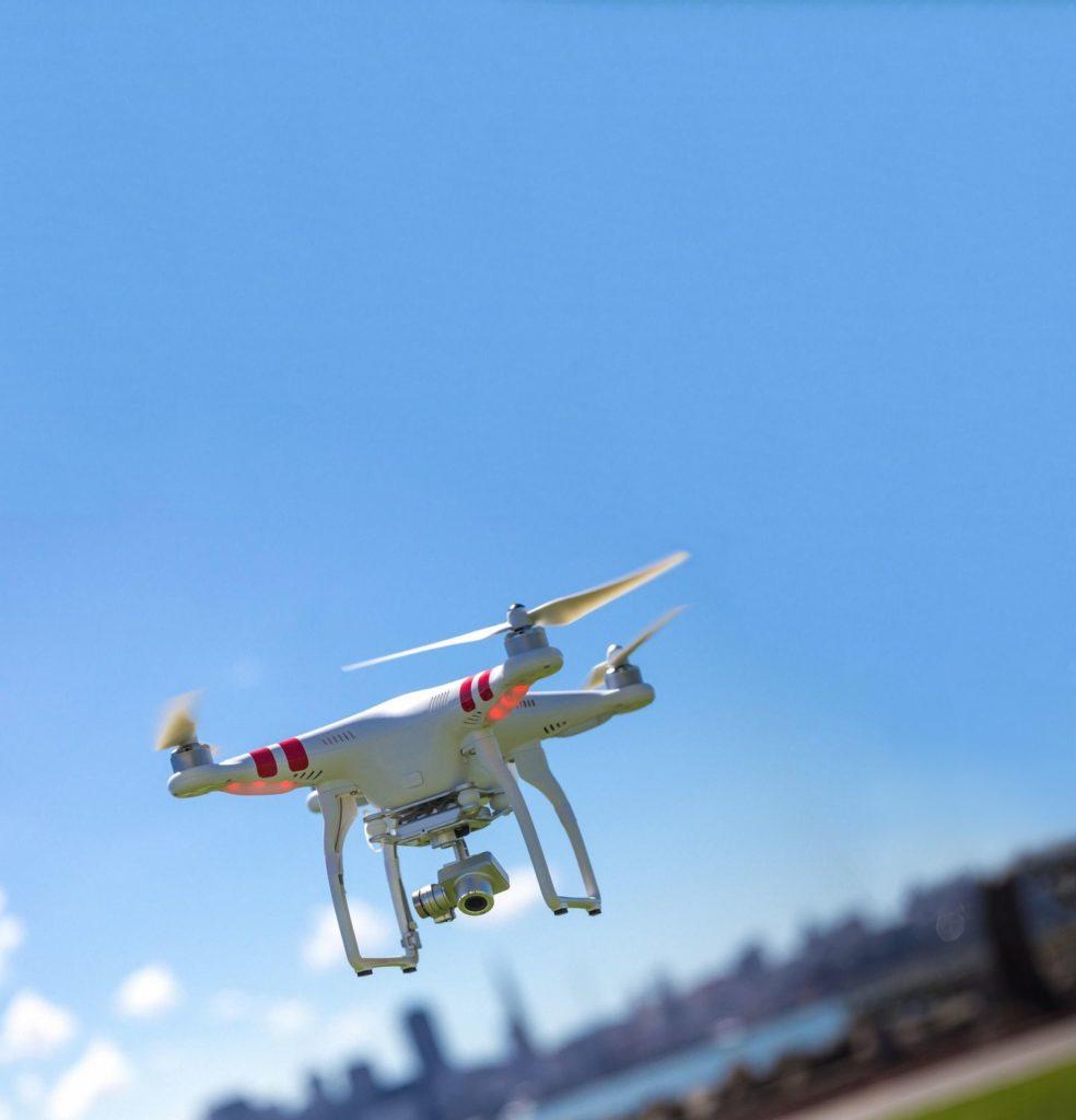 drónfelvétel készítés